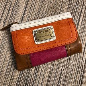 Fossil Long Live Vintage Wallet